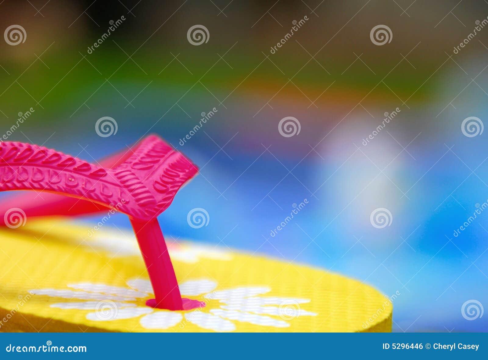 Sandalia de Pool