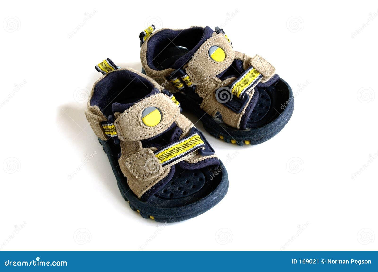 Sandalias del bebé