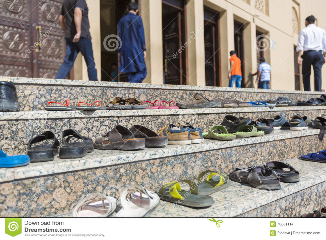 Islam and footwear international