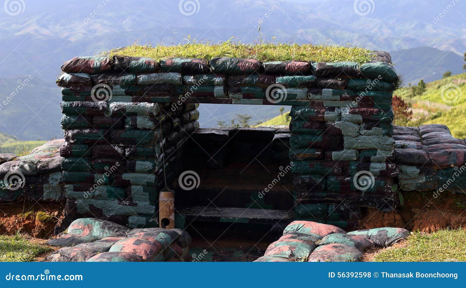 Zombie Squad • View topic - Sandbag Bunker