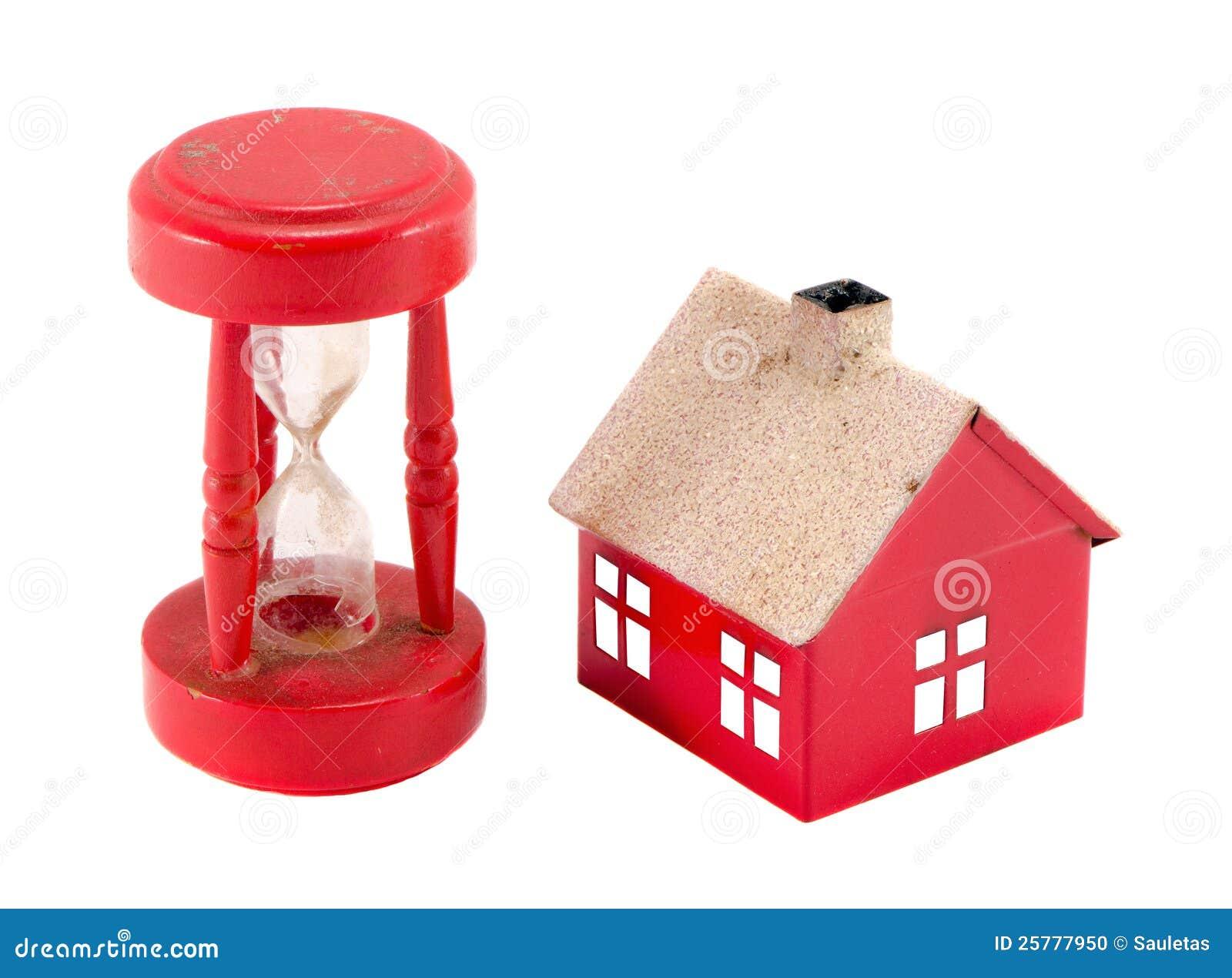 Sandglass Cassés D\'imitation De Chambre D\'isolement Sur Le ...