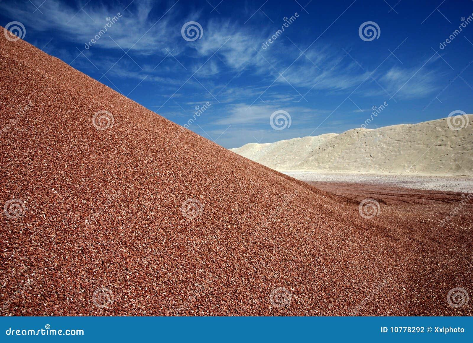 Sandheap