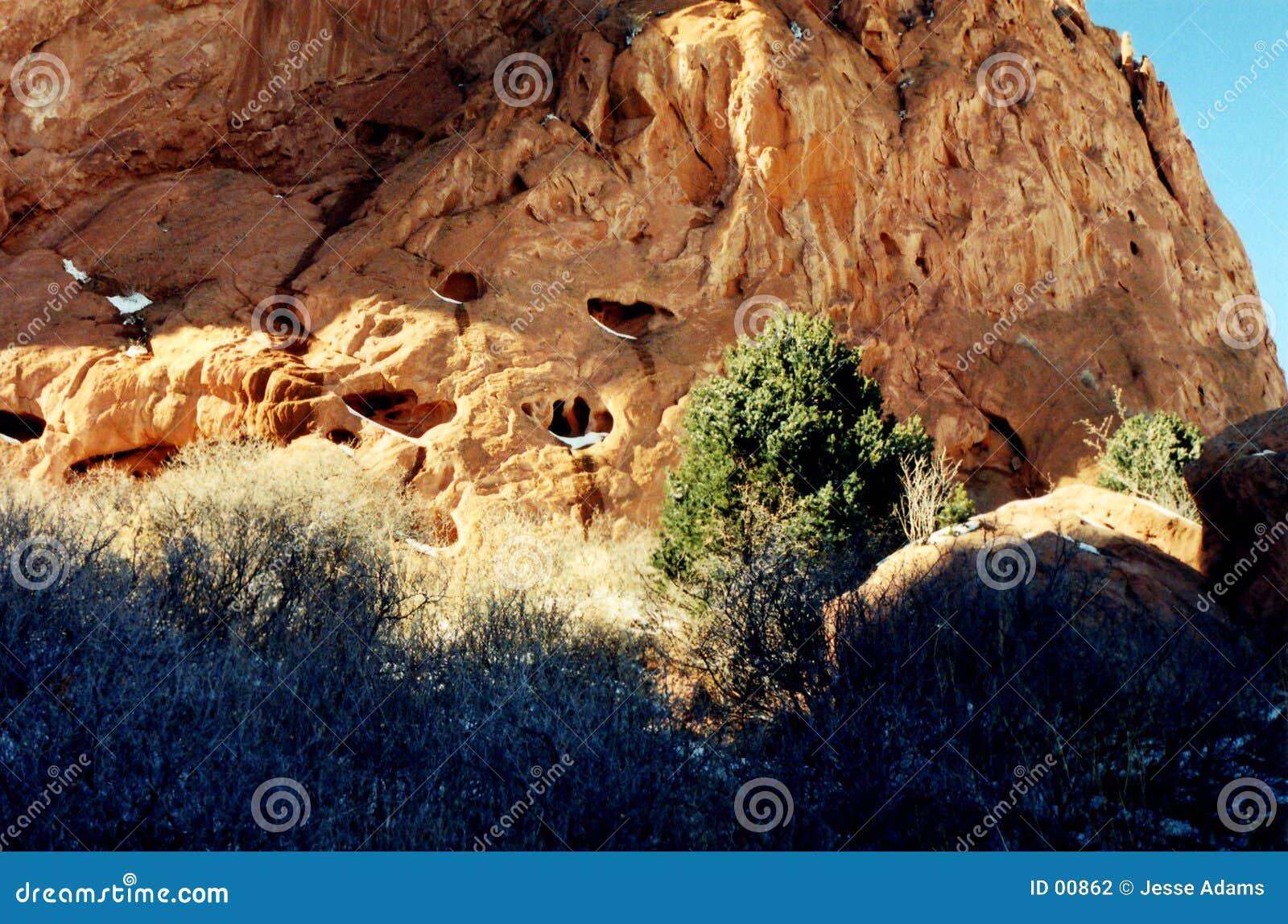 Sandsteinanordnungen