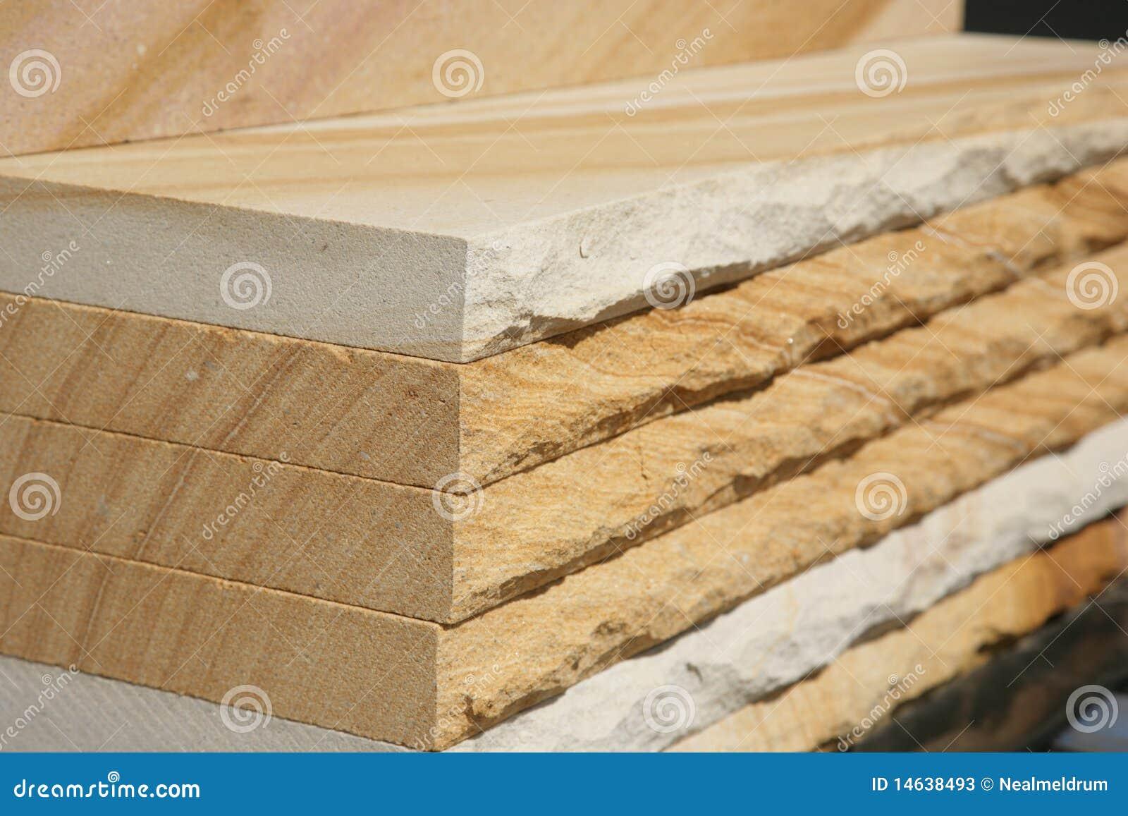 sandsteinplatten stockbild bild von sandstein beschaffenheit 14638493. Black Bedroom Furniture Sets. Home Design Ideas