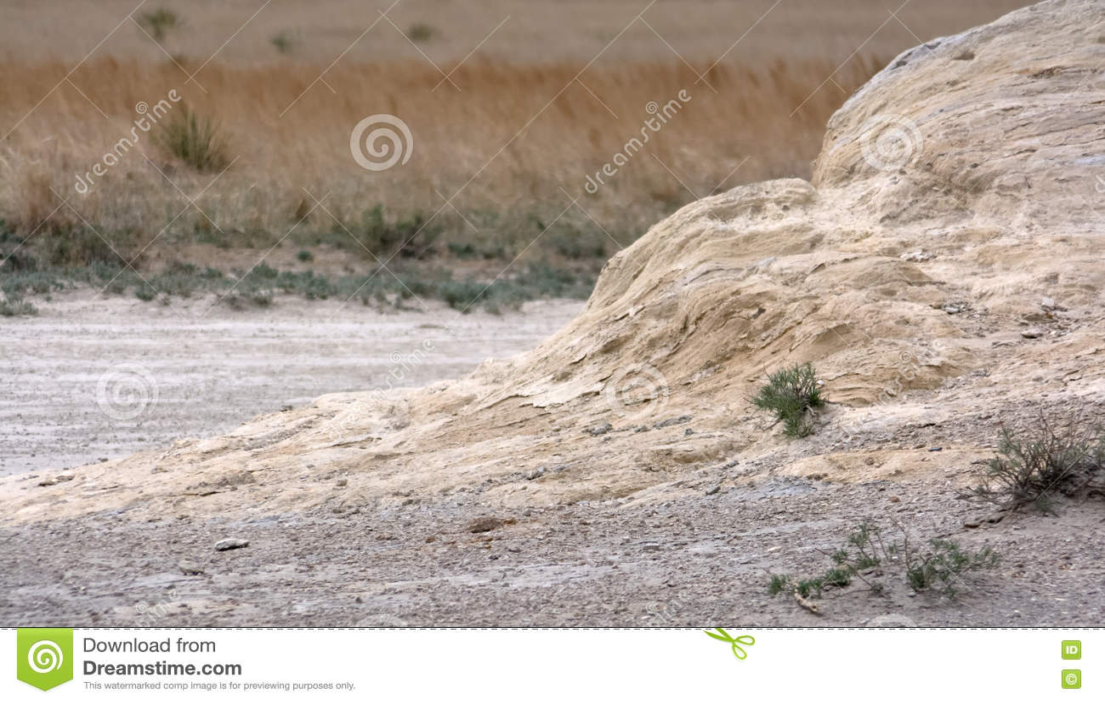 Sandstenramp