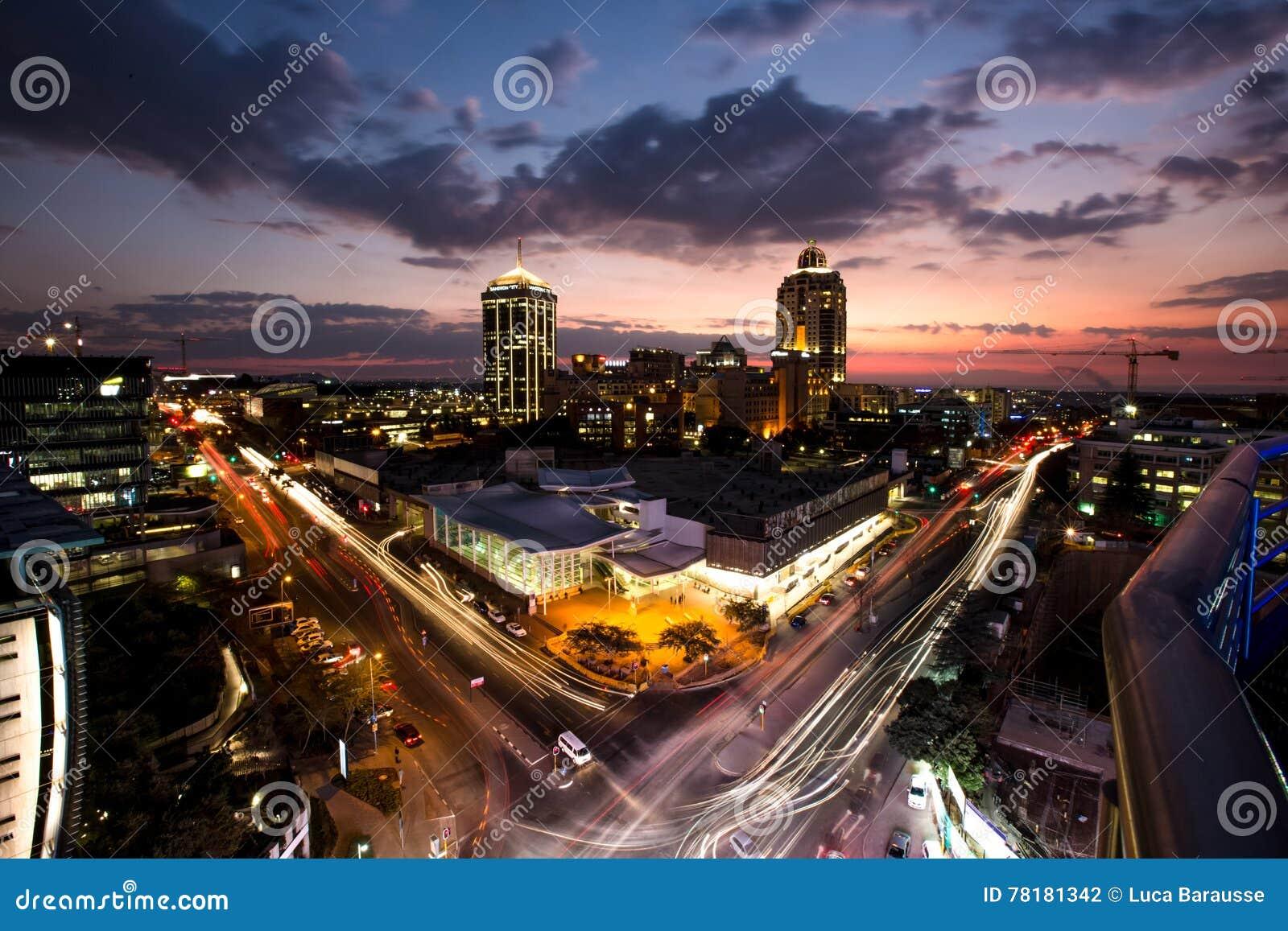 Sandton, Johannesburg, Gauteng, Afrique du Sud