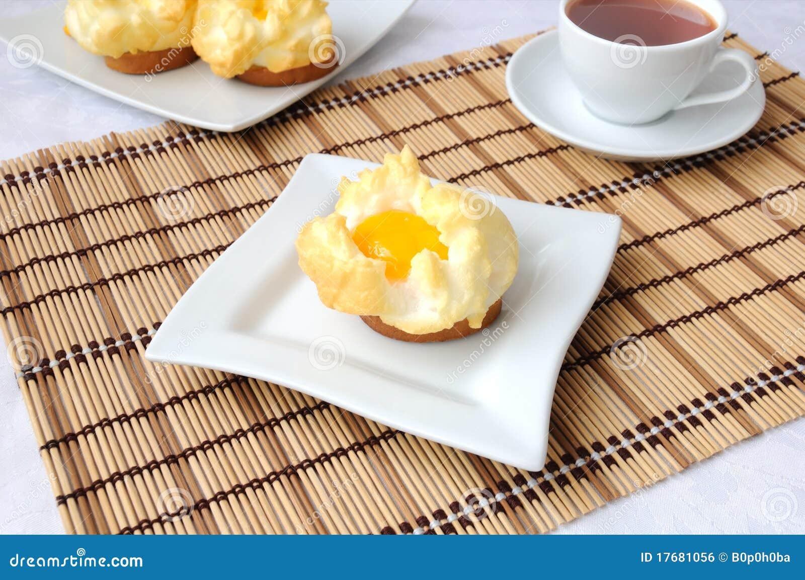 Sanduíche com ovo