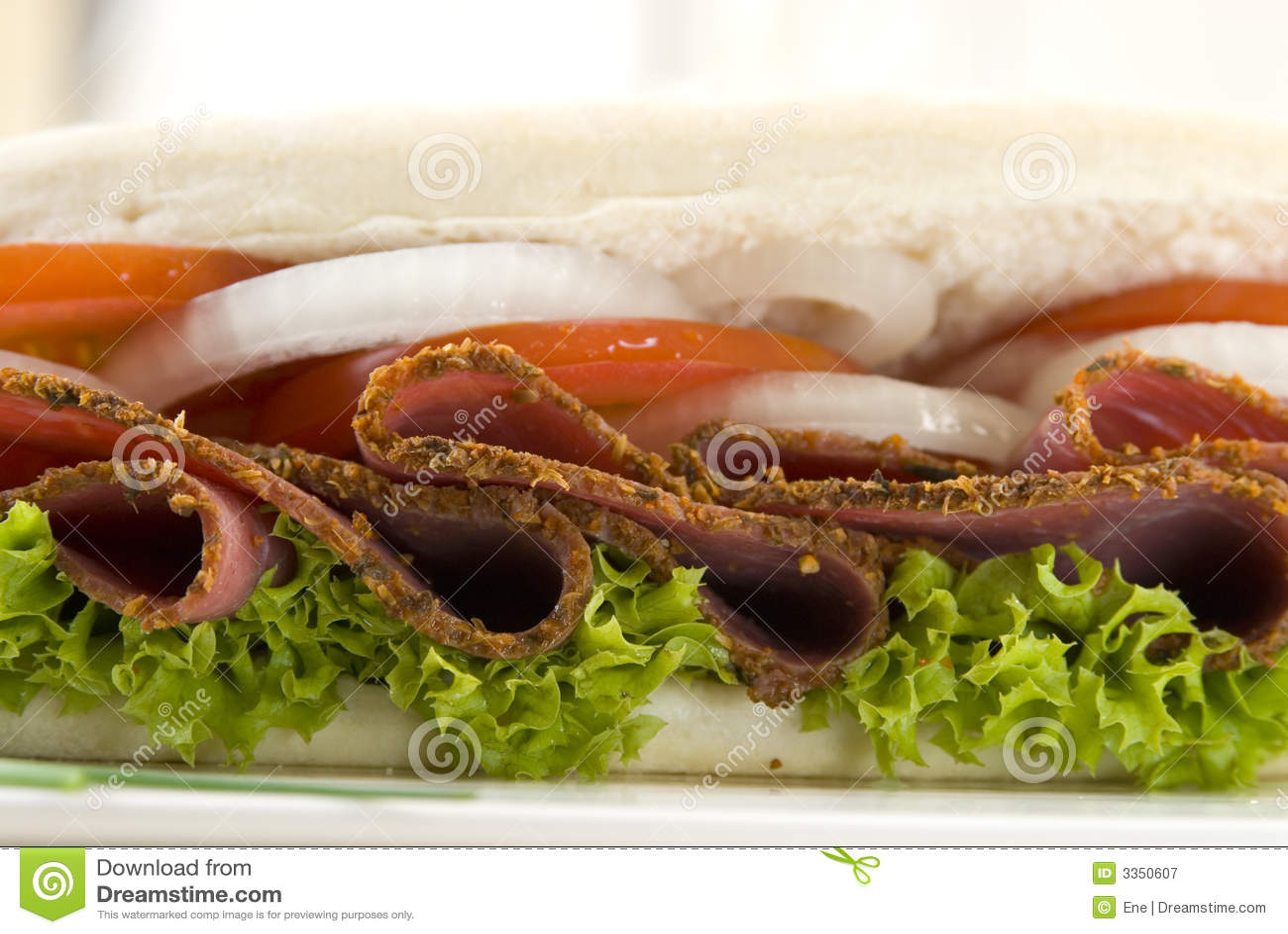 Sanduíche do Pastrami