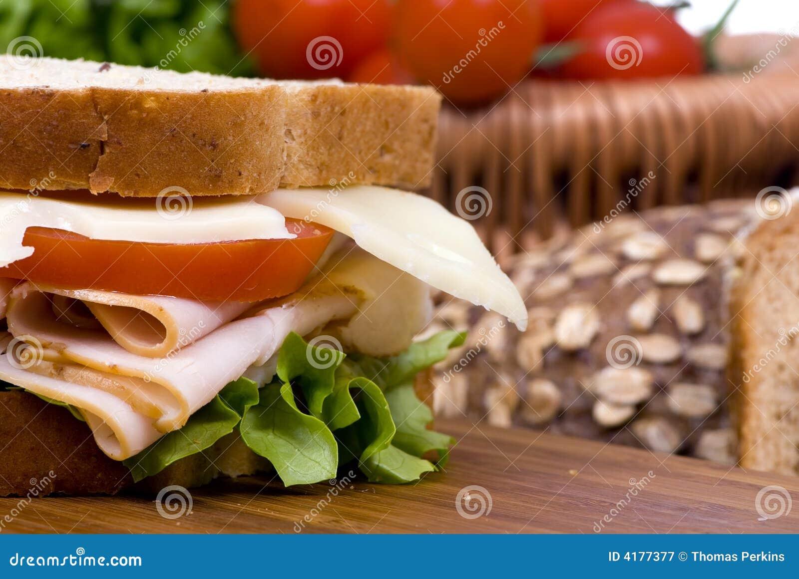 Sandwich à épicerie