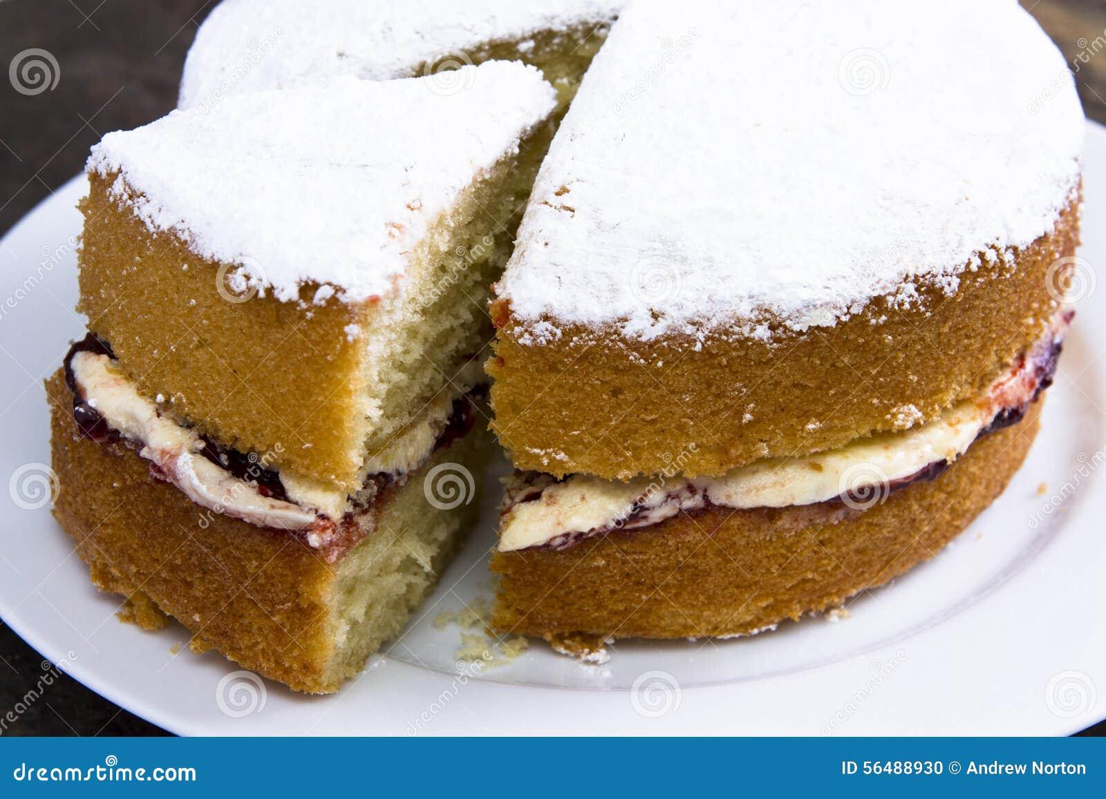 Sandwich à Victoria