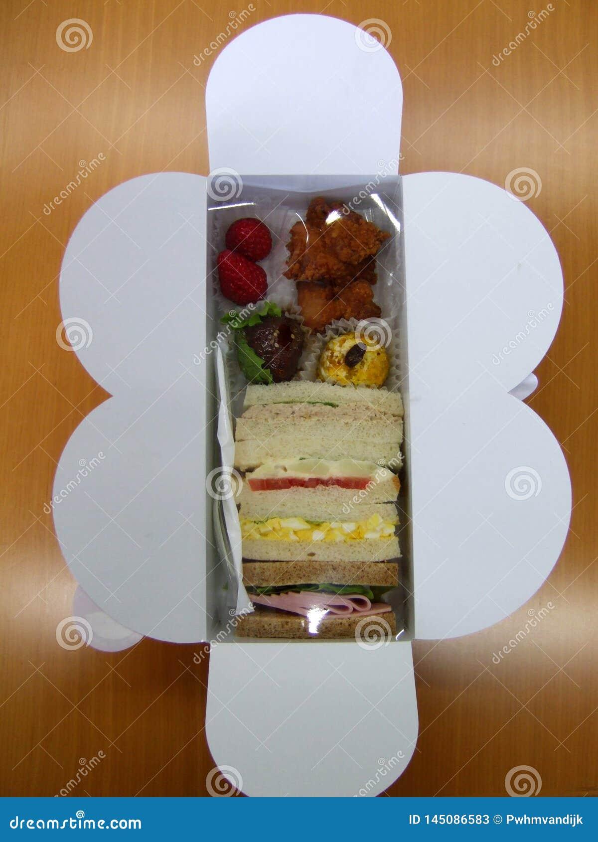 Sandwich in Japan