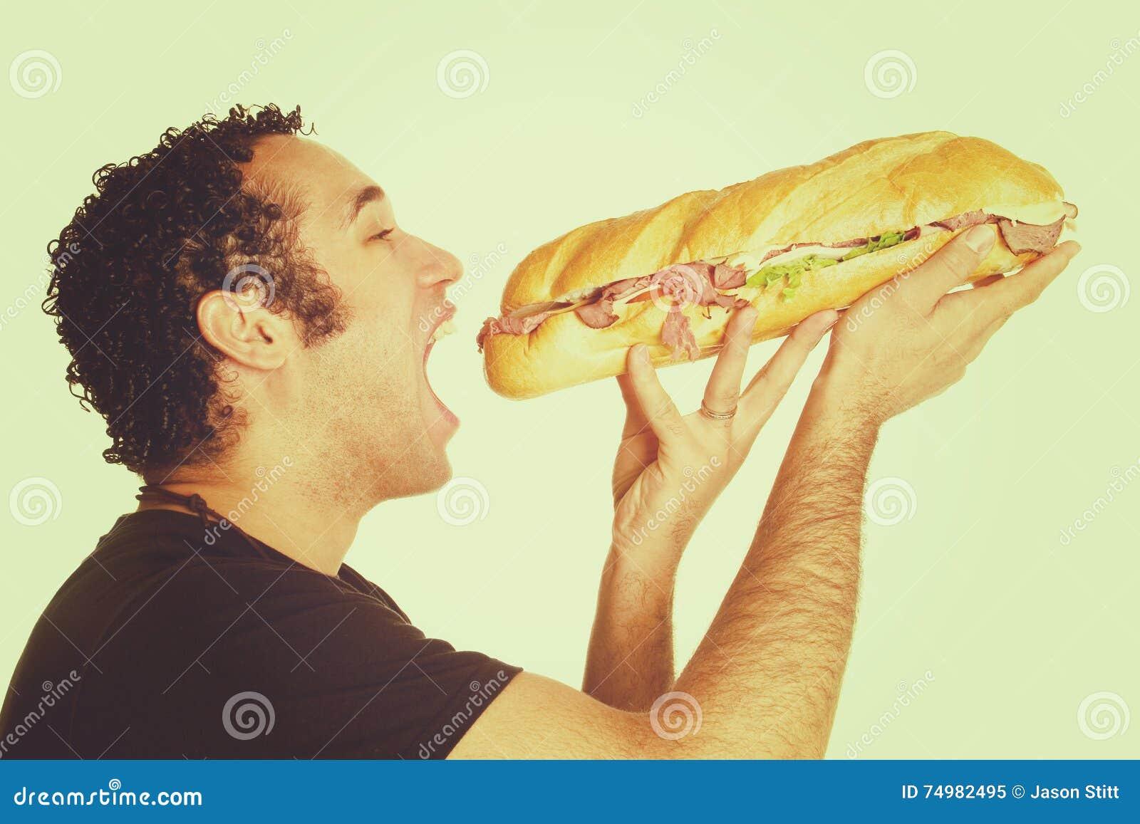 Sandwich mangeur d hommes