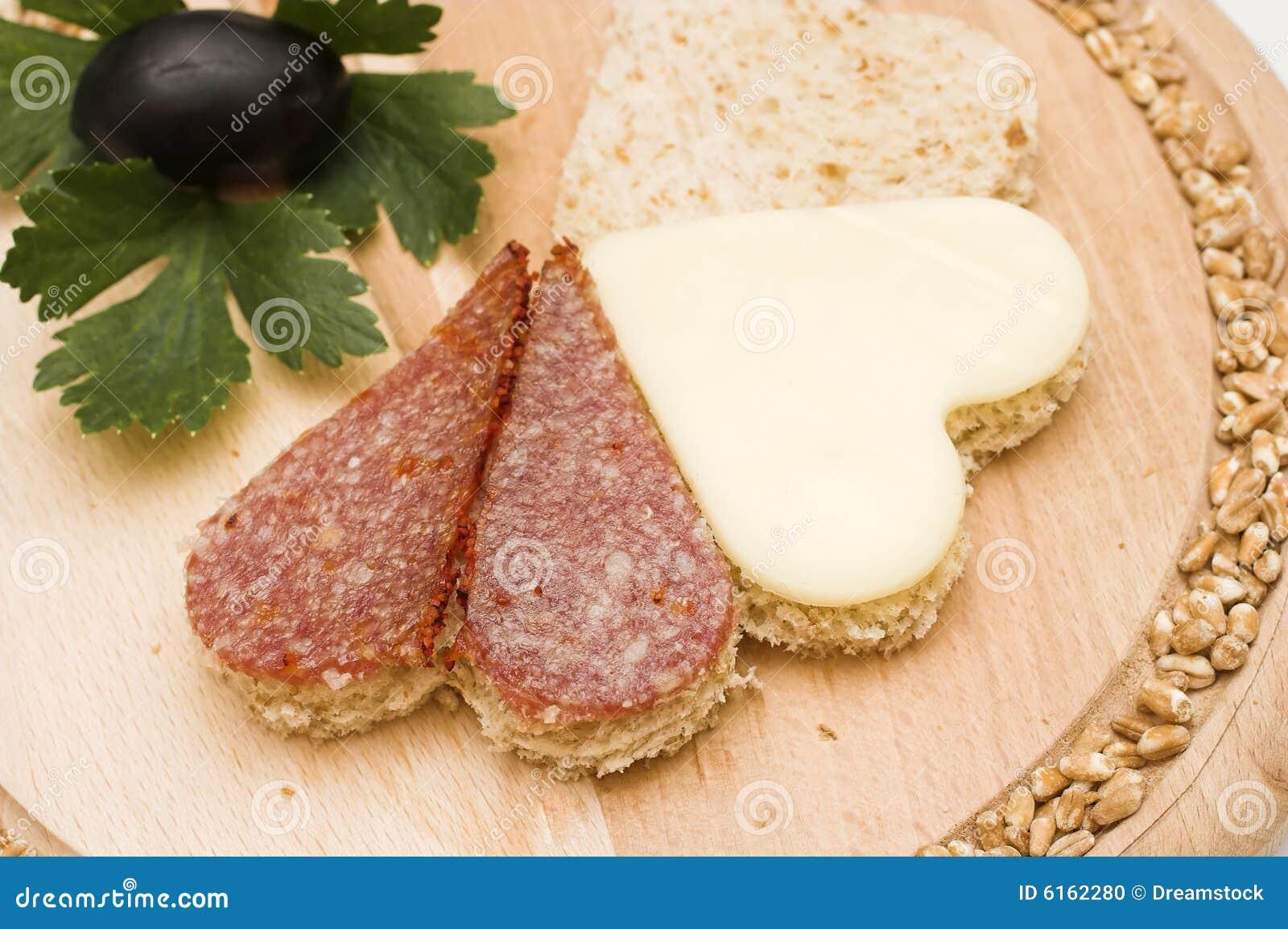 Sandwich sain