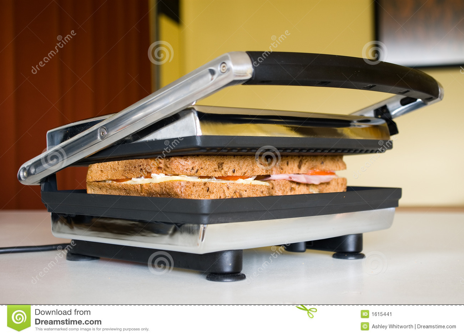 Sandwichpresse