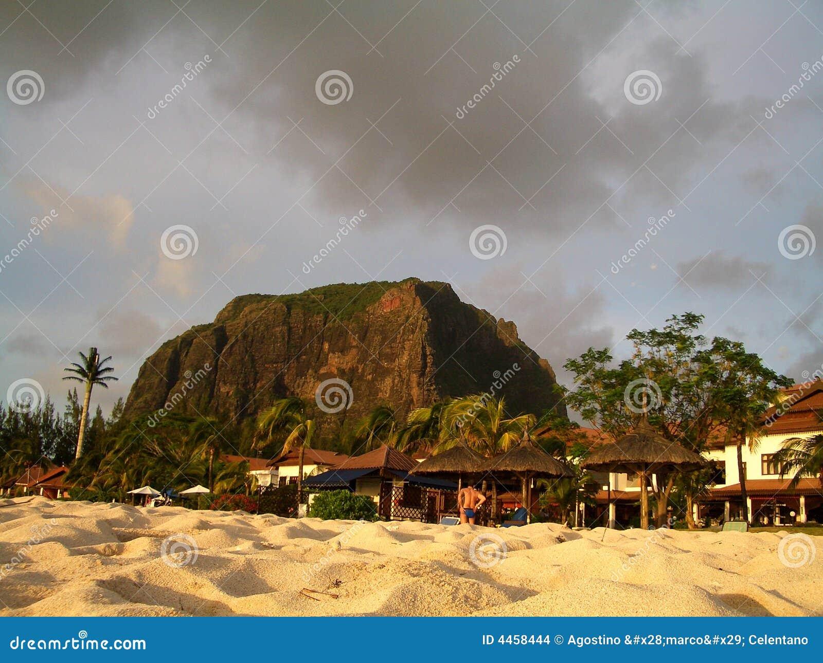 Sandy paradise