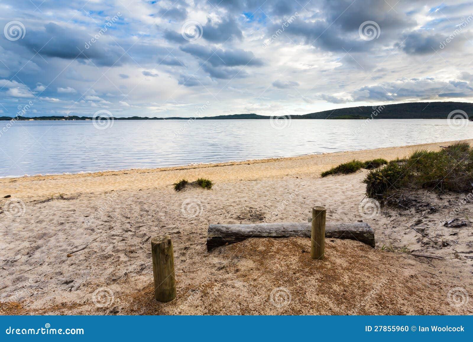 Sandy Plażowy Pobliski Walpole