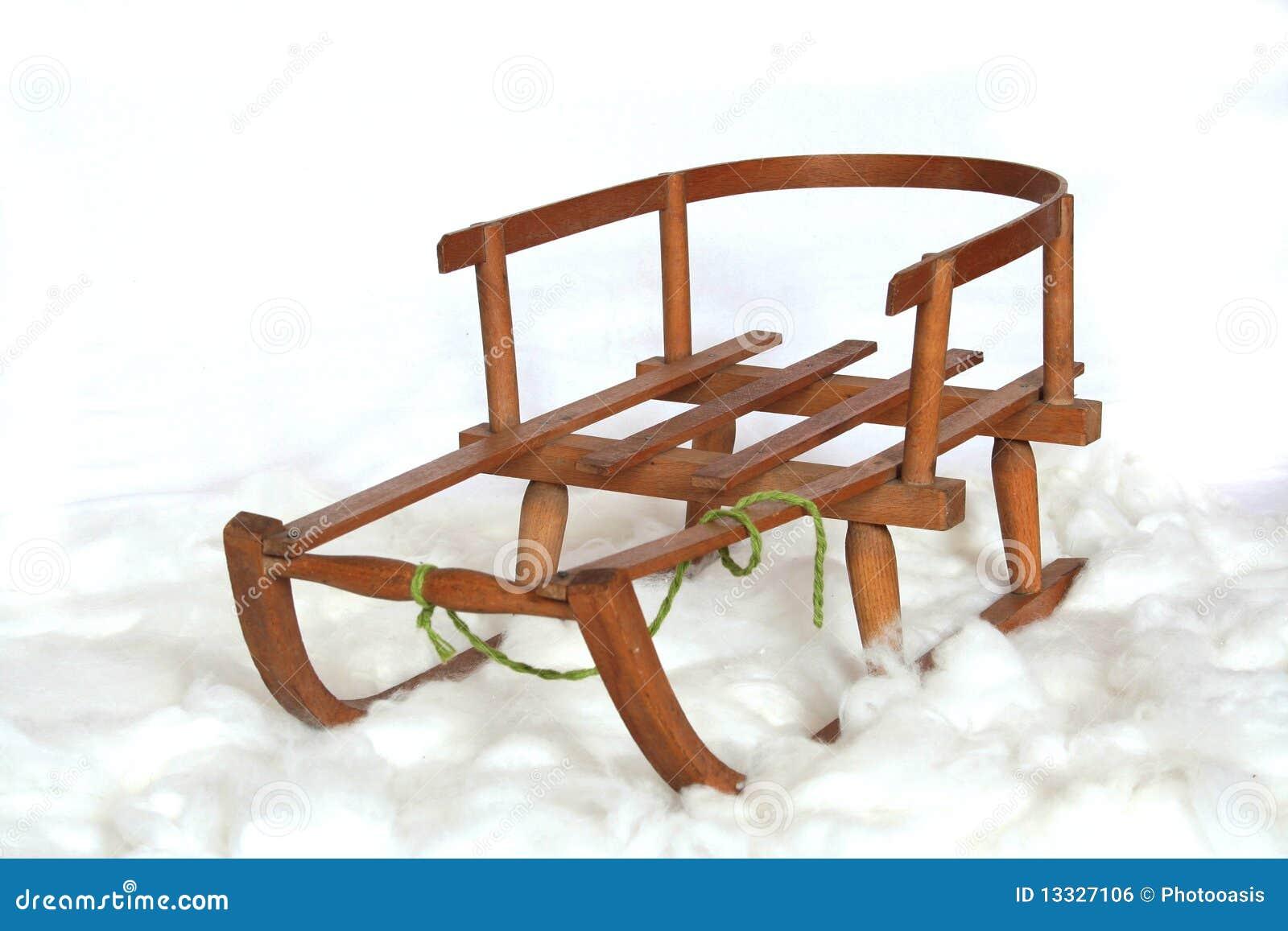 Sanie śnieg