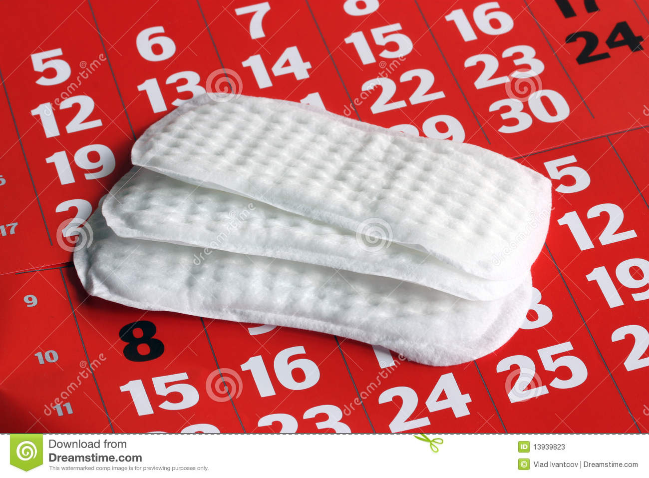 how to use sanitary pads images