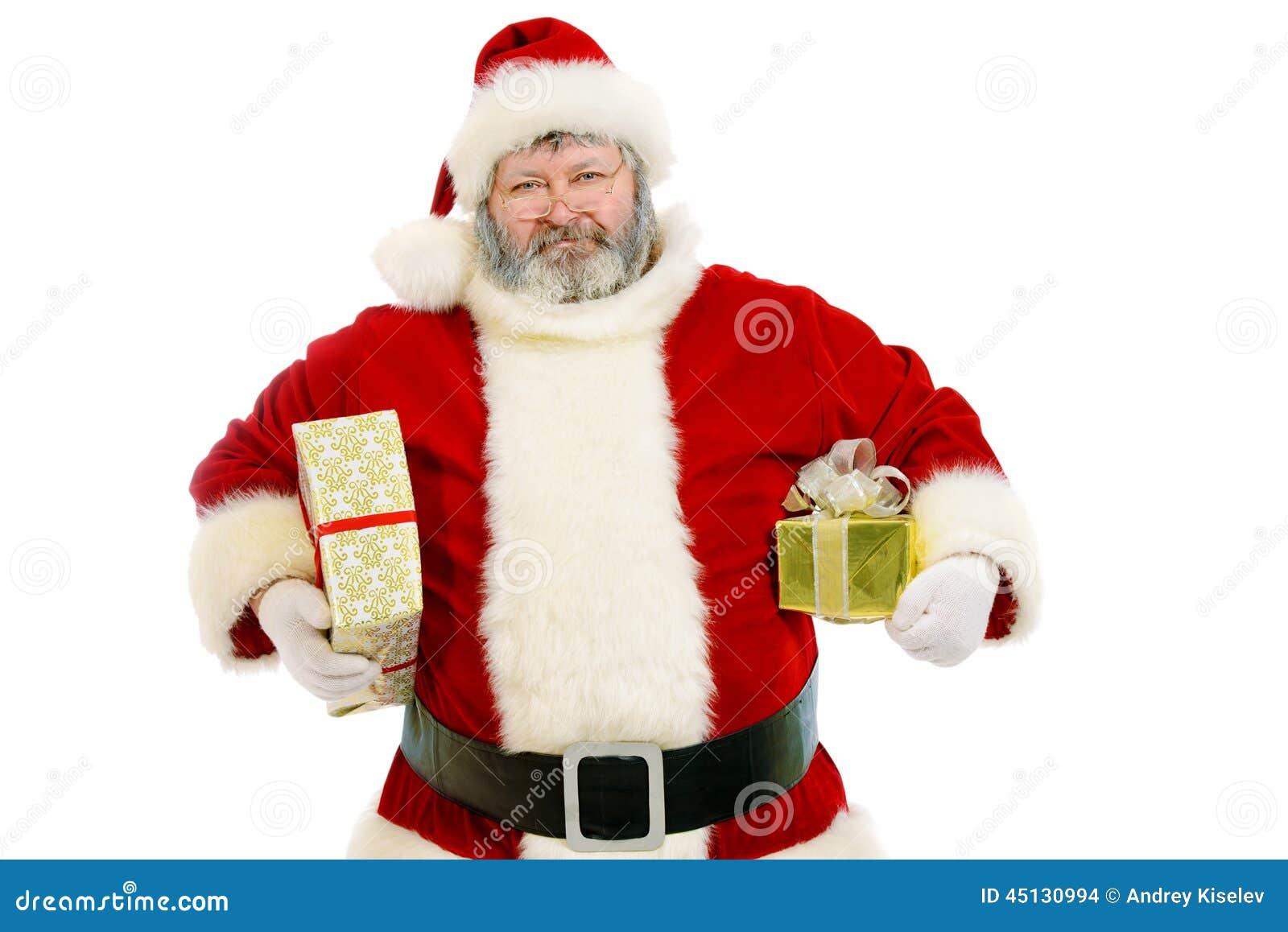 Sankt-Geschenke