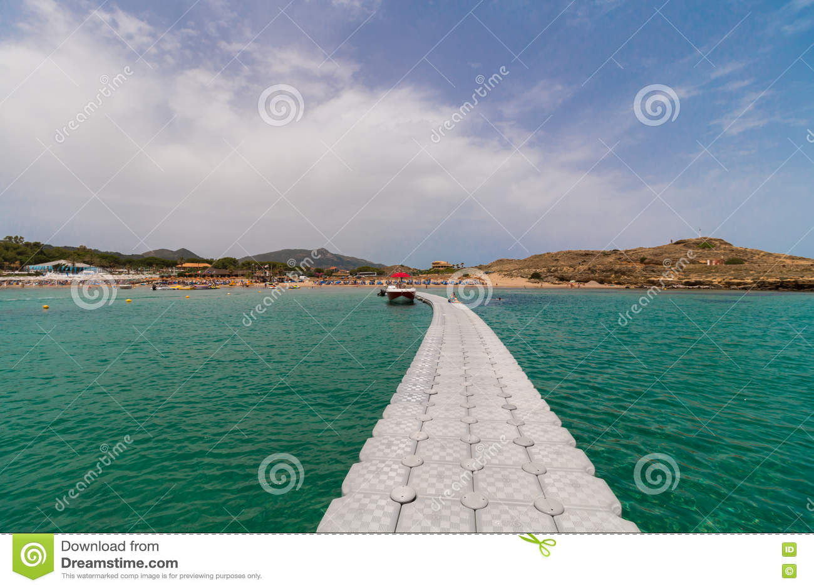 Sankt Nikolausstrand Zakynthos Griechenland Stockfoto Bild Von