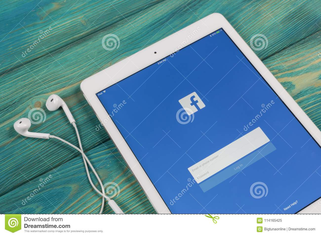 download facebook for ipad 1