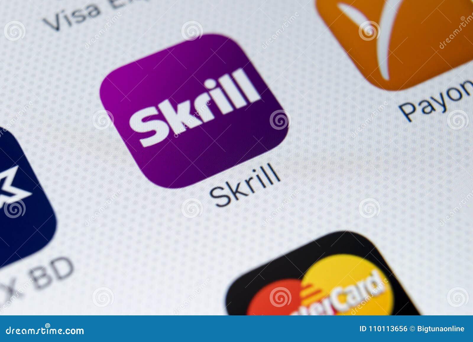 Download Skrill App