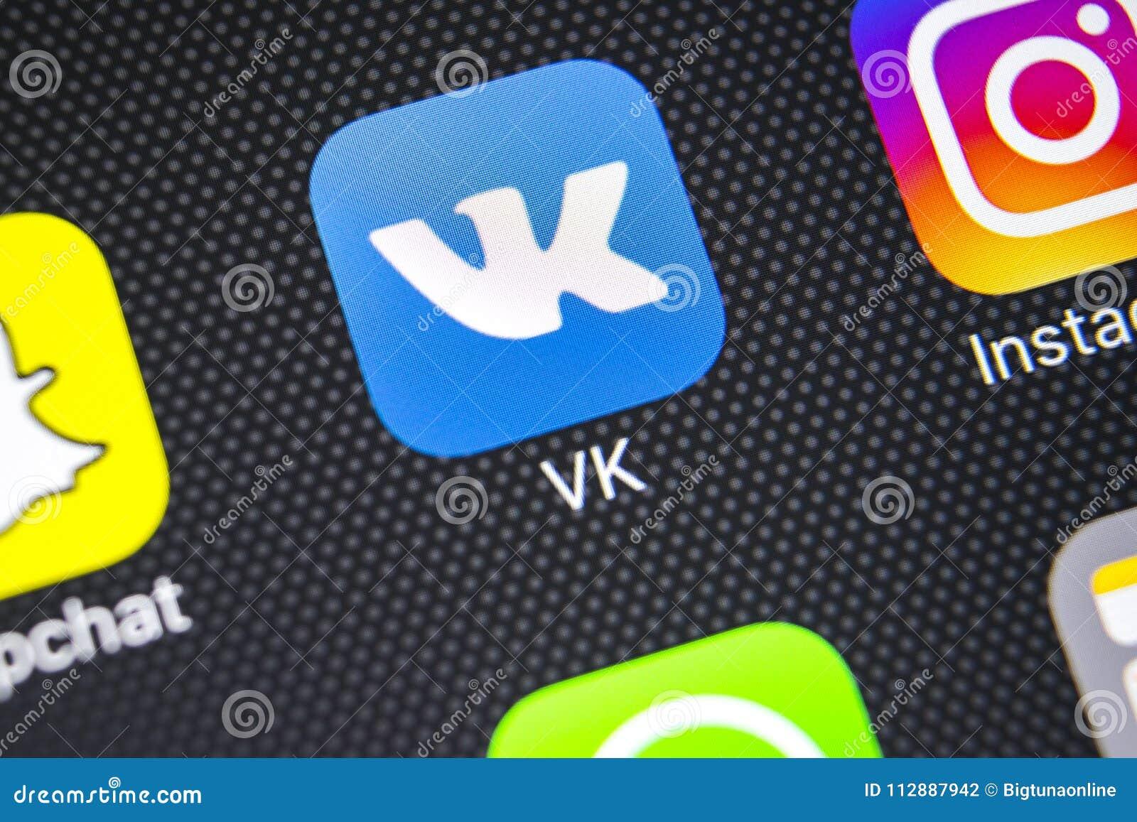 vk apple id
