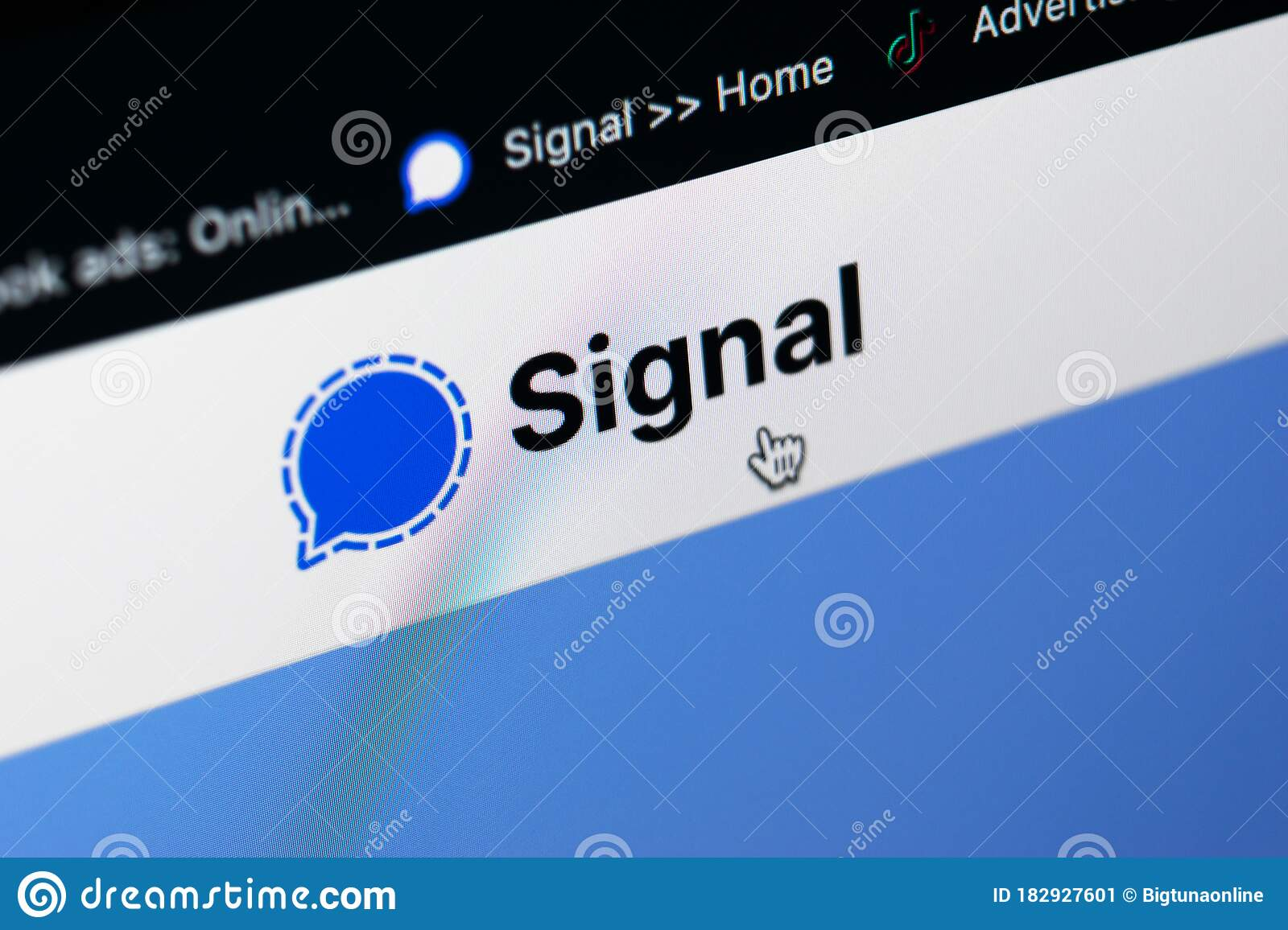 Signal Messenger Homepage Application Icon On Apple Imac Screen Close Up Signal Messenger App Icon Social Media Network Editorial Photo Image Of Instagram Logo 182927601