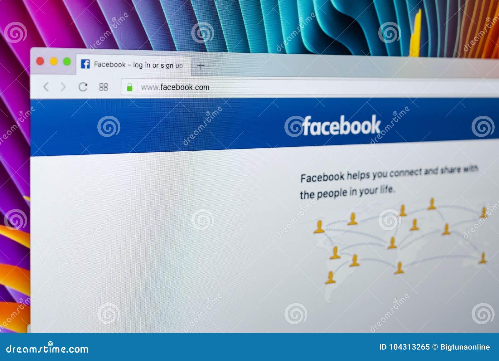 Home login facebook pp com www page Facebook login