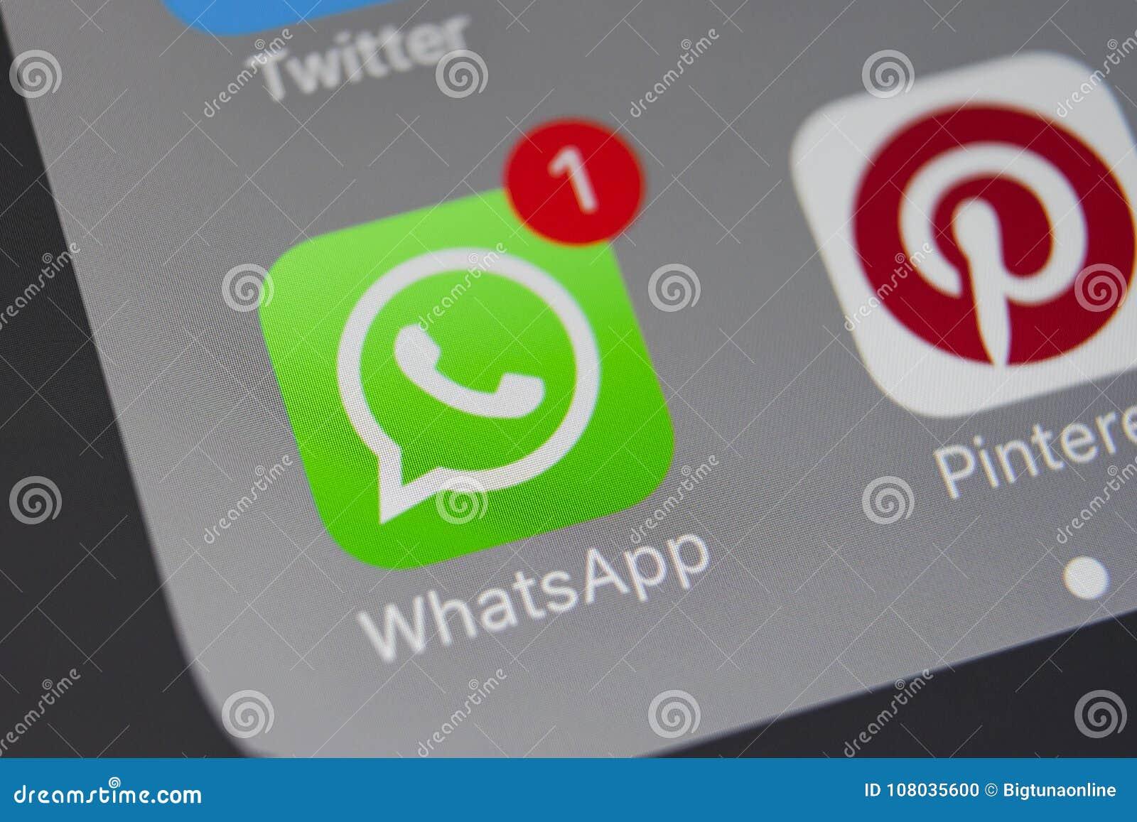 Whatsapp Russland