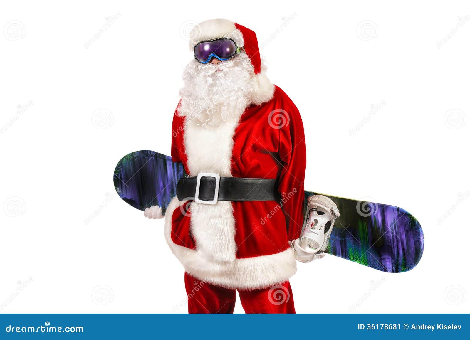 Sankt-Snowboarder