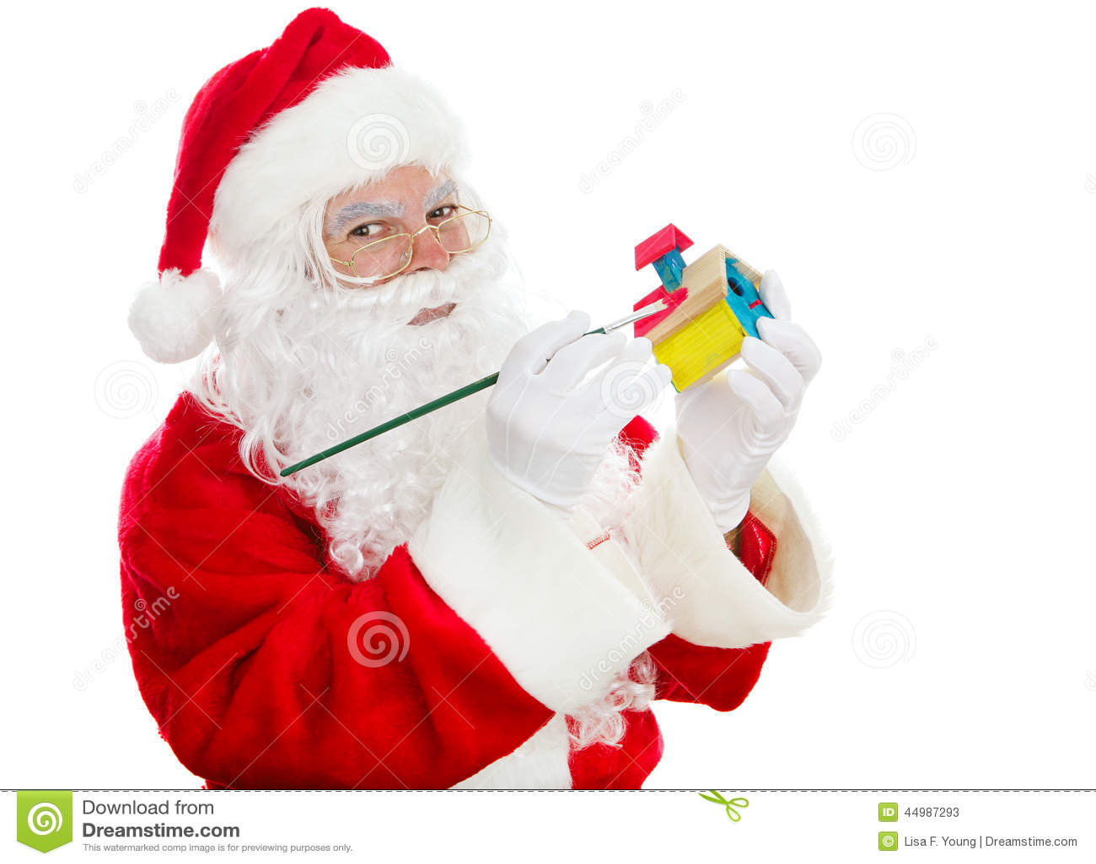 Sankt-Weihnachten Toy Shop