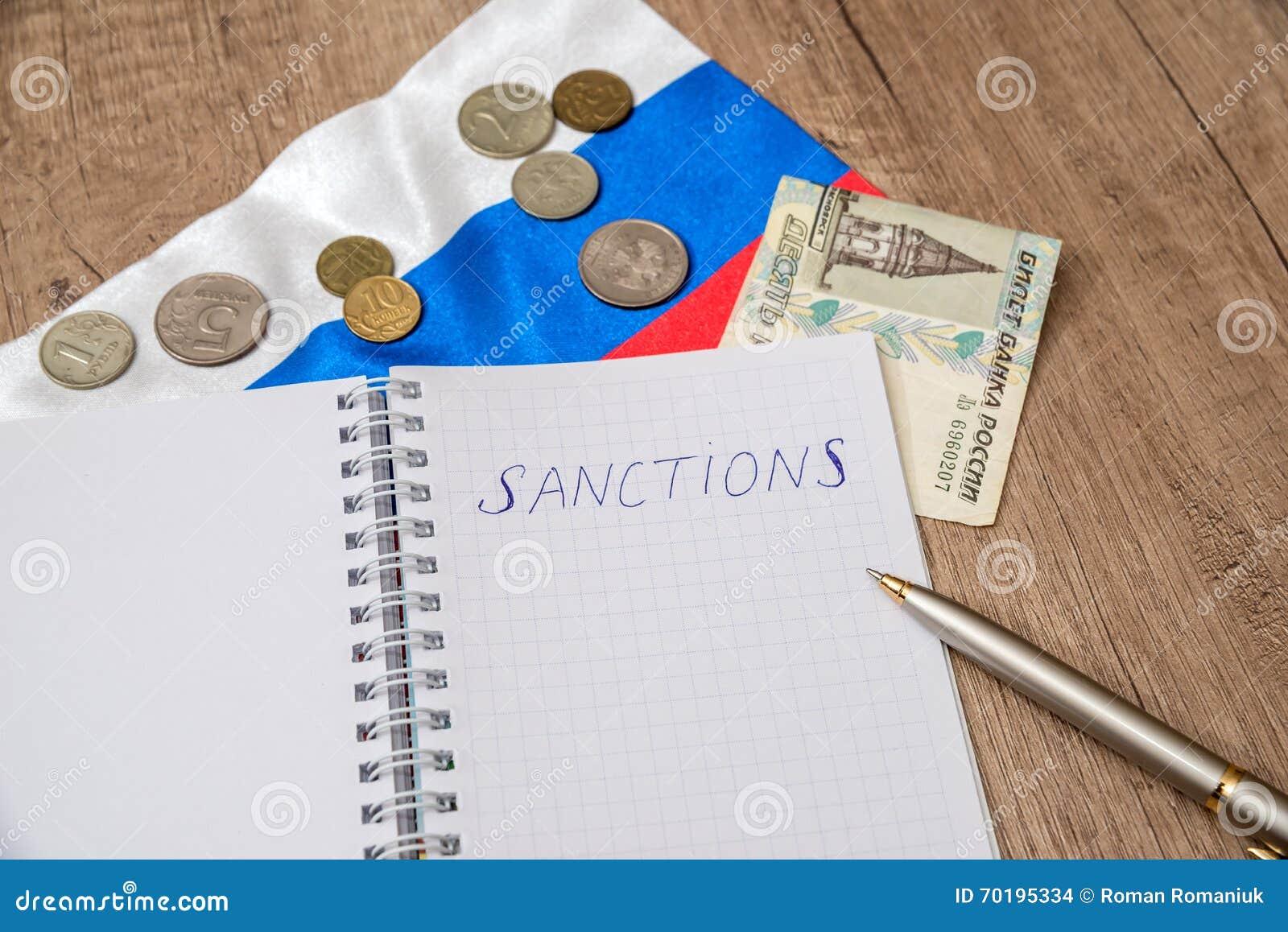Sanktioner av Ryssland