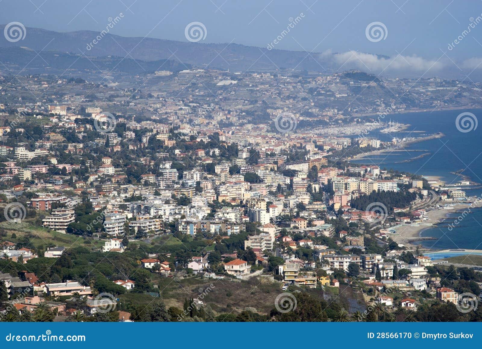 Sanremo, Italy Stock Photo - Image: 28566170