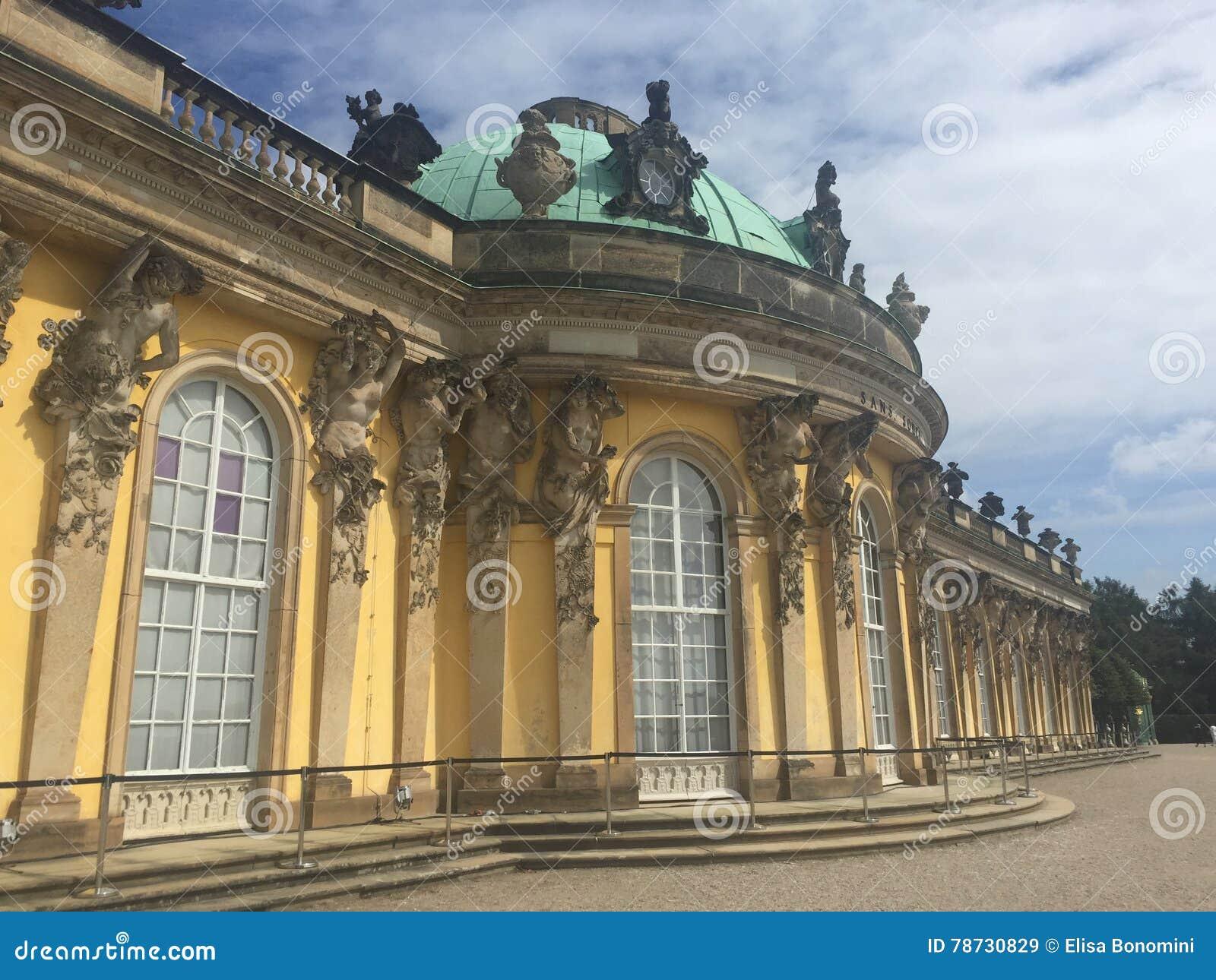 Sanssouci slott