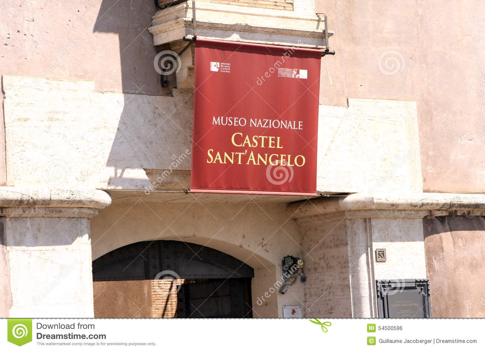 Sant Angelo Castle Rome Italy