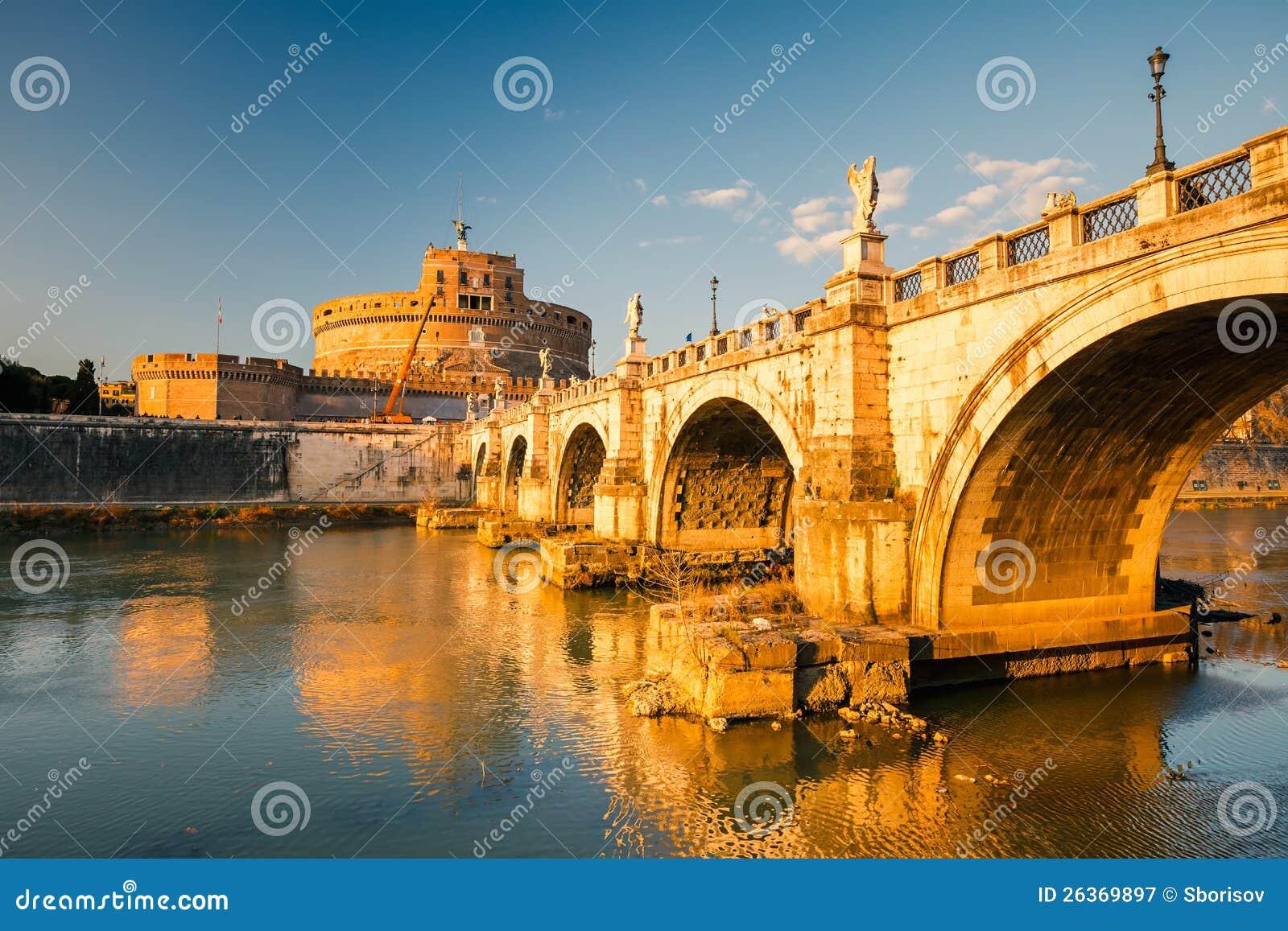 Sant Angelo Festung, Rom