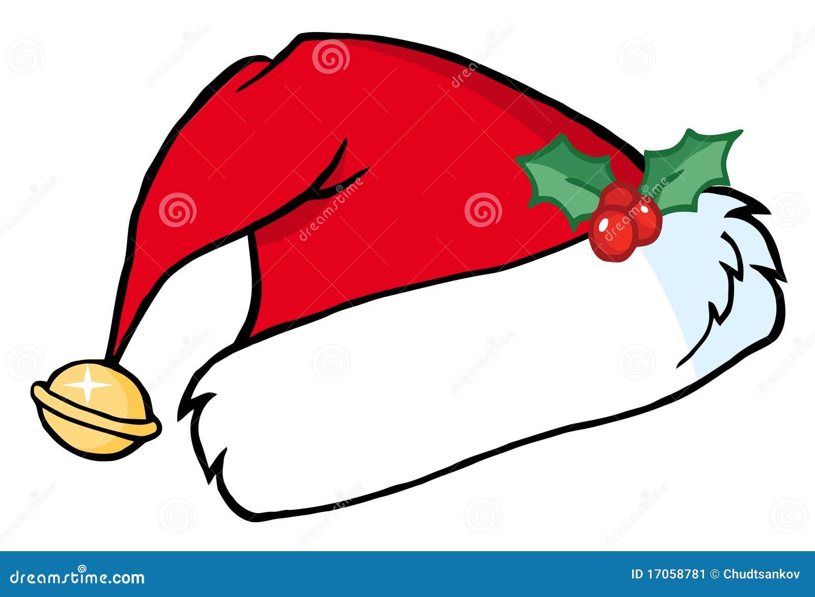 Santa ελαιόπρινου s καπέλων μού