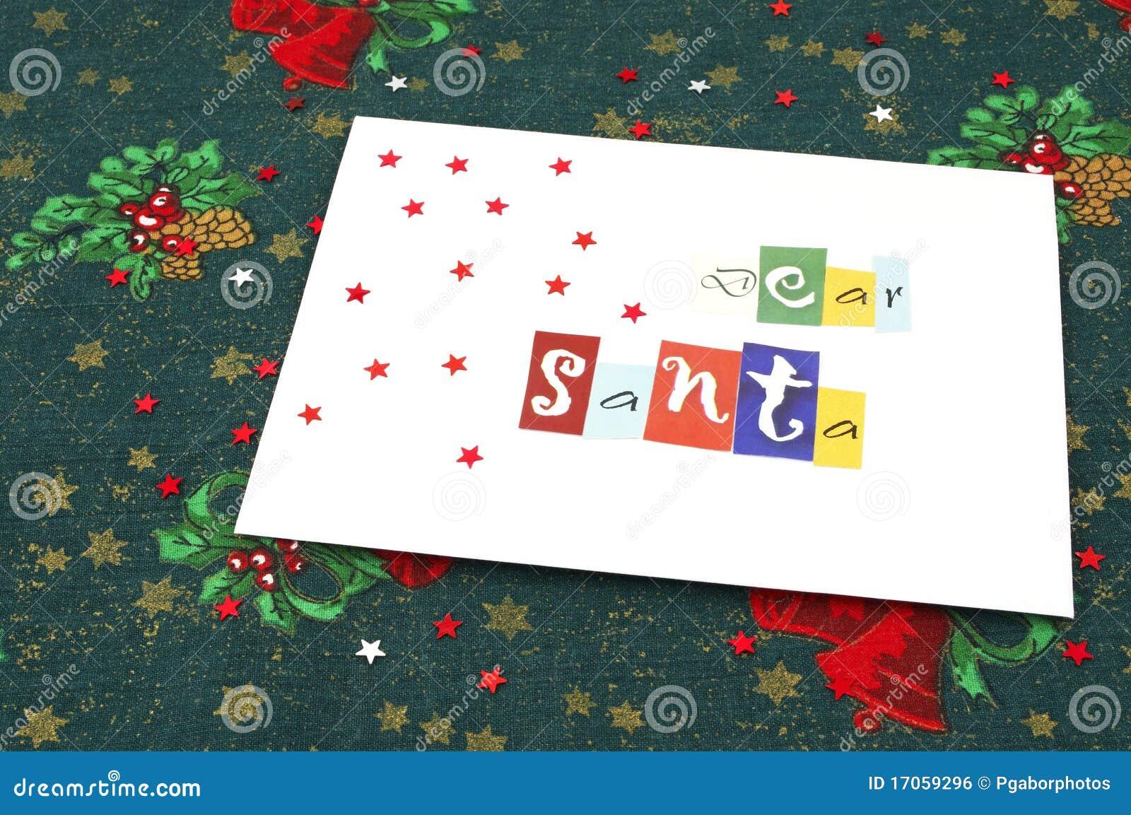 Santa επιστολών