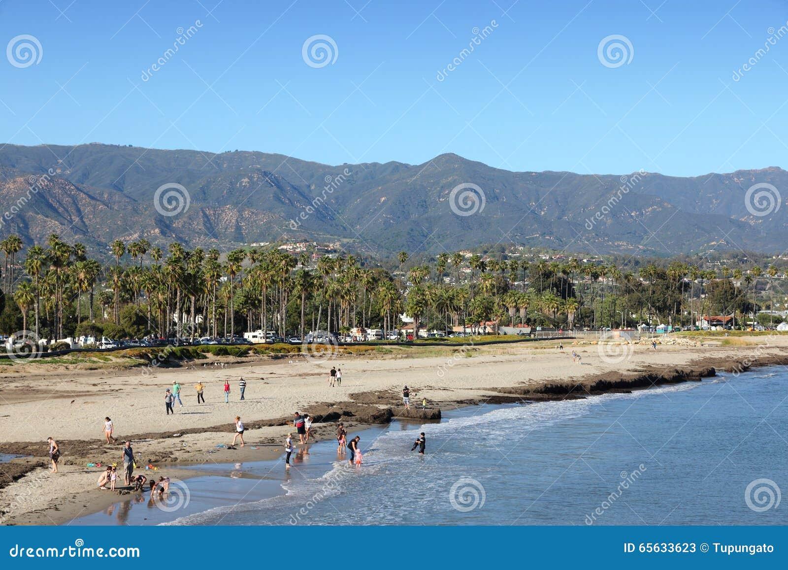 Santa Barbara, la Californie