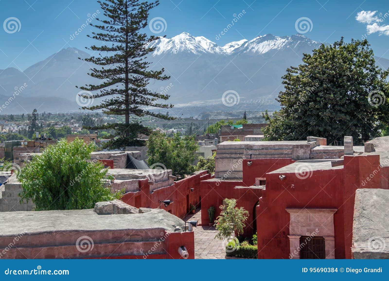 Santa Catalina Monastery - Arequipa, Perù