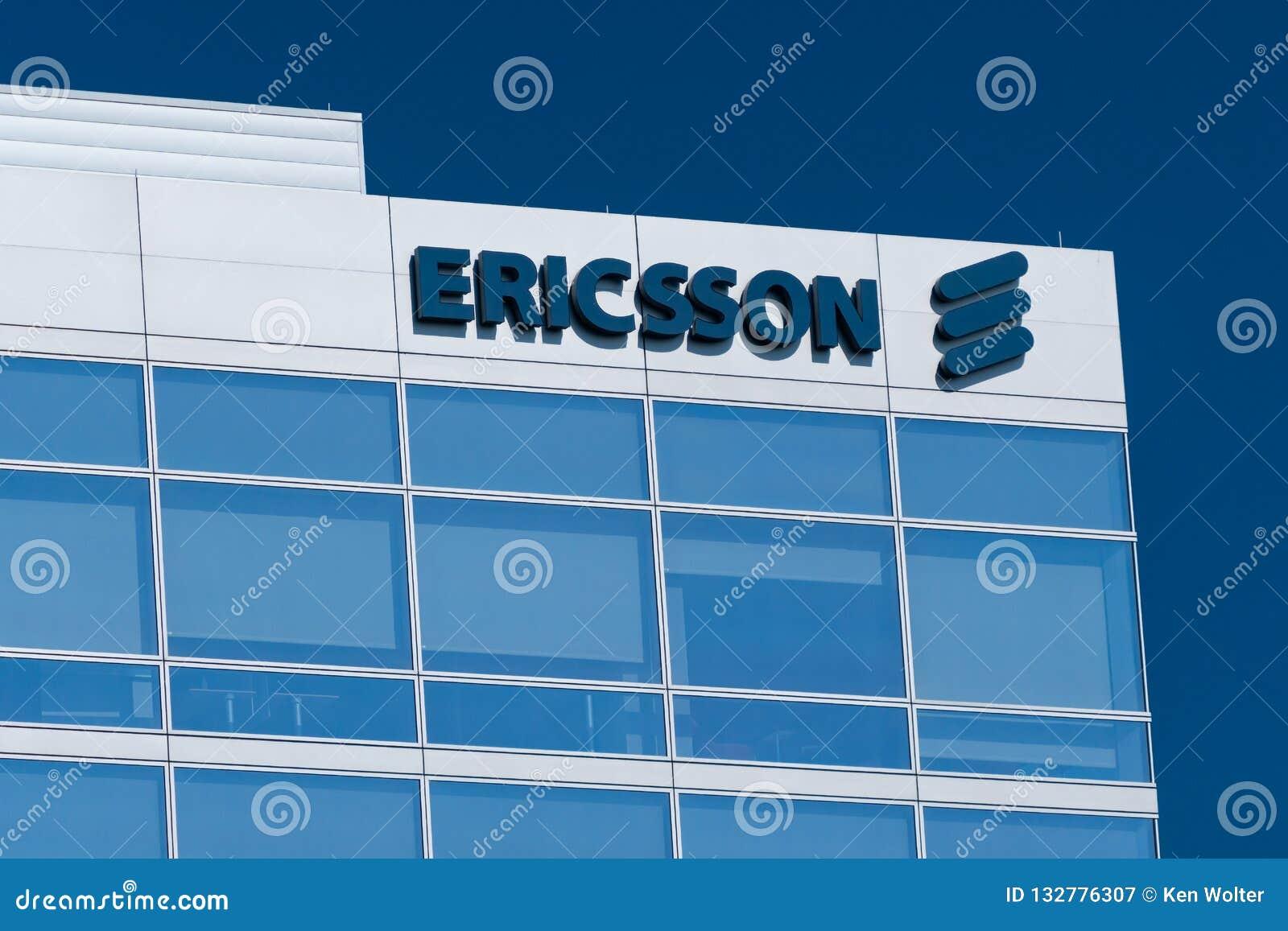Ericsson Silicon Valley Corporate Campus Editorial