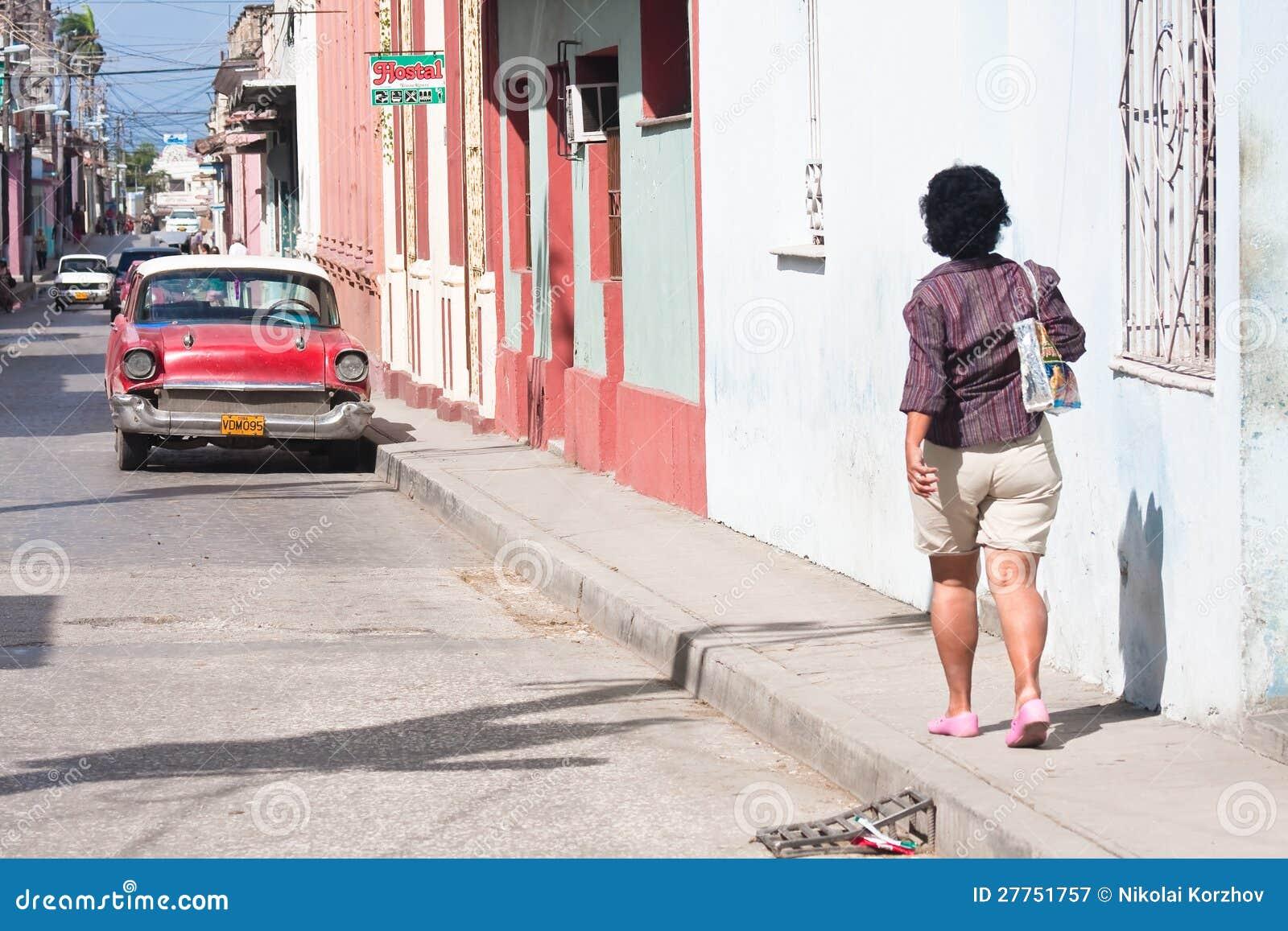 Santa Clara. Le Cuba