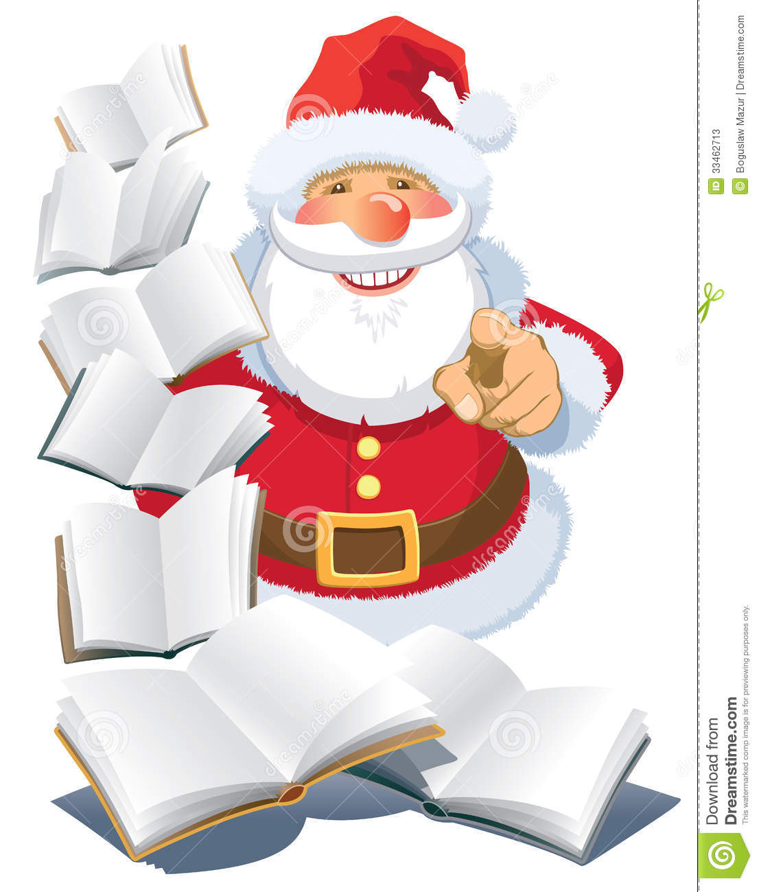 Books about santa claus history