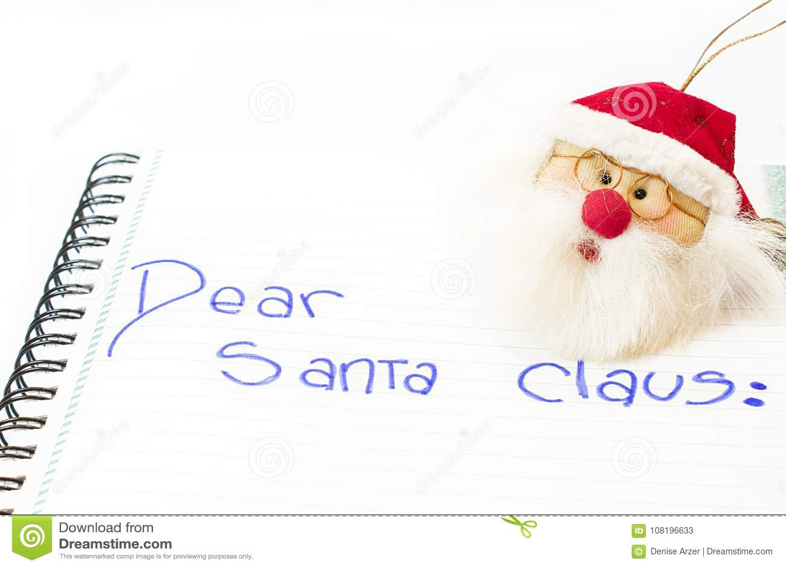 Santa claus drogi