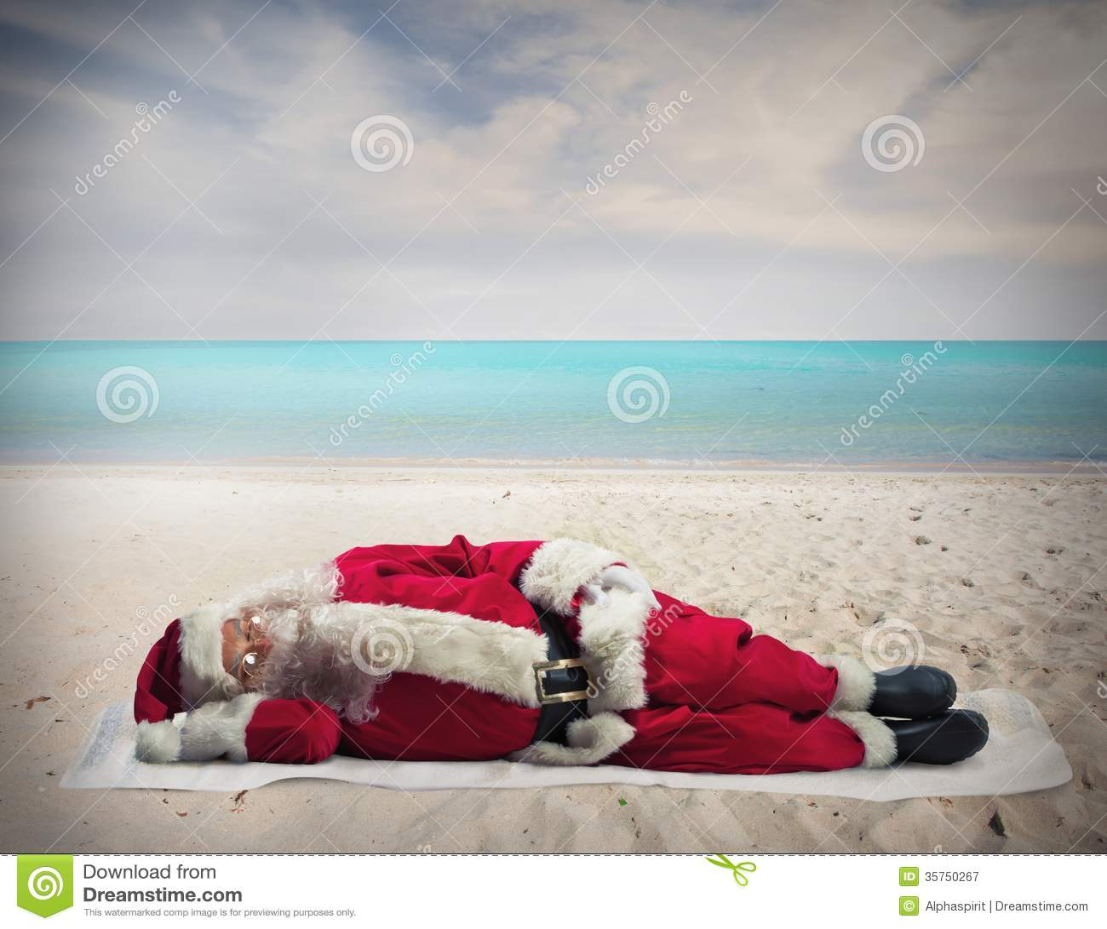 Santa Claus ferie