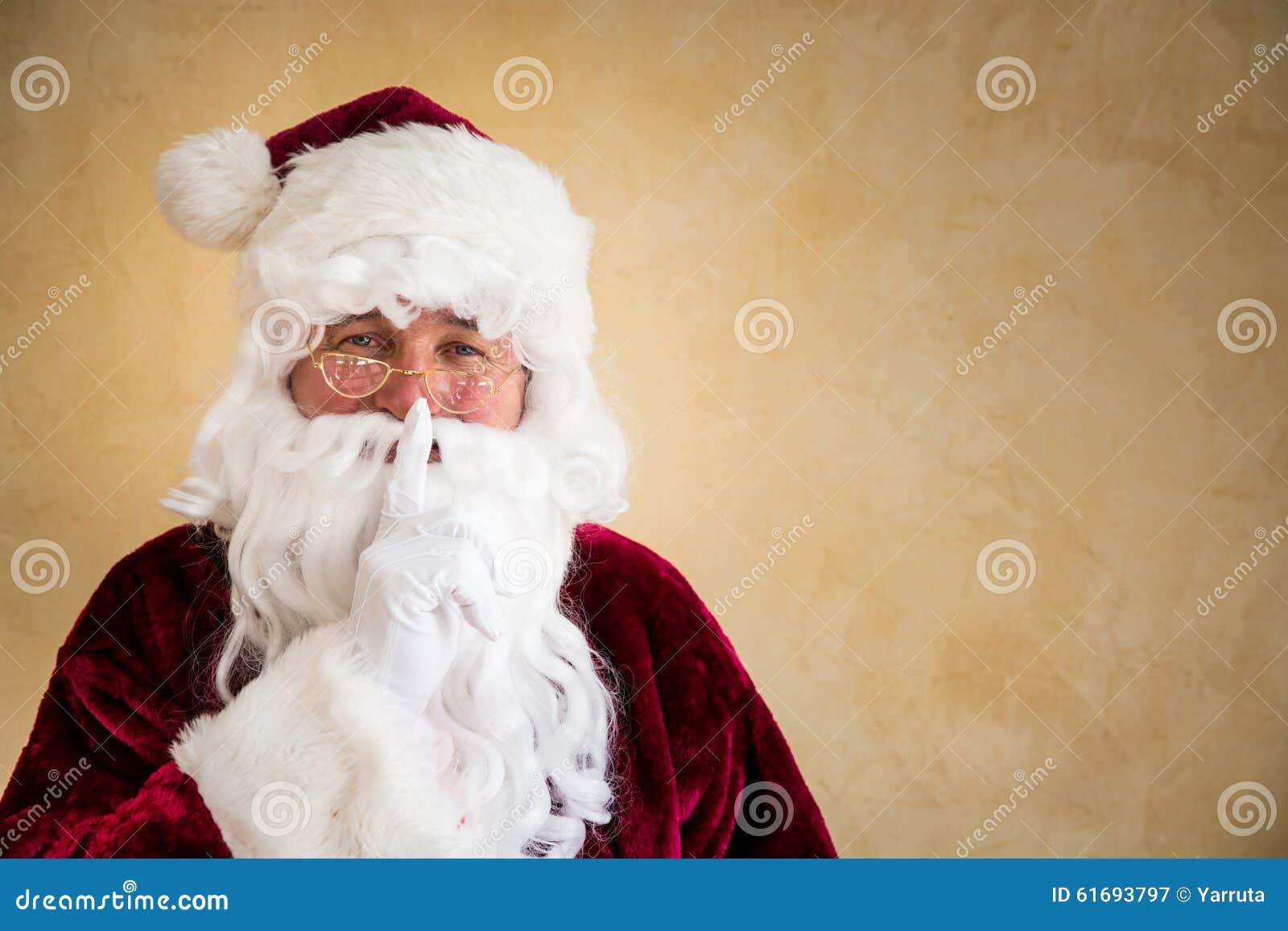 Santa Claus-geheim