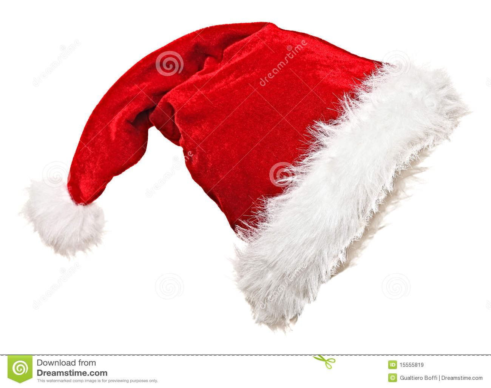 8e3a6d2cf60 Santa claus hat stock image. Image of christmas