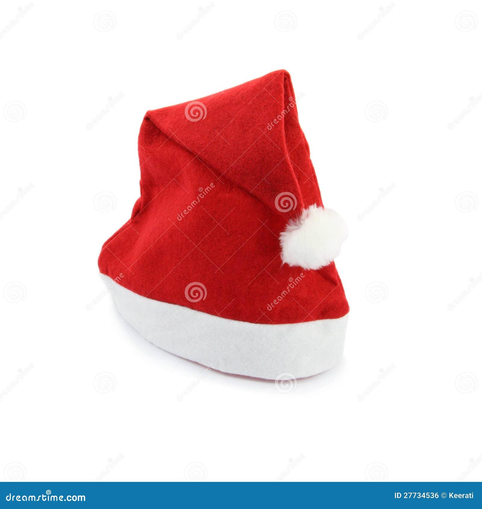 download santa hat snowy santa claus hat