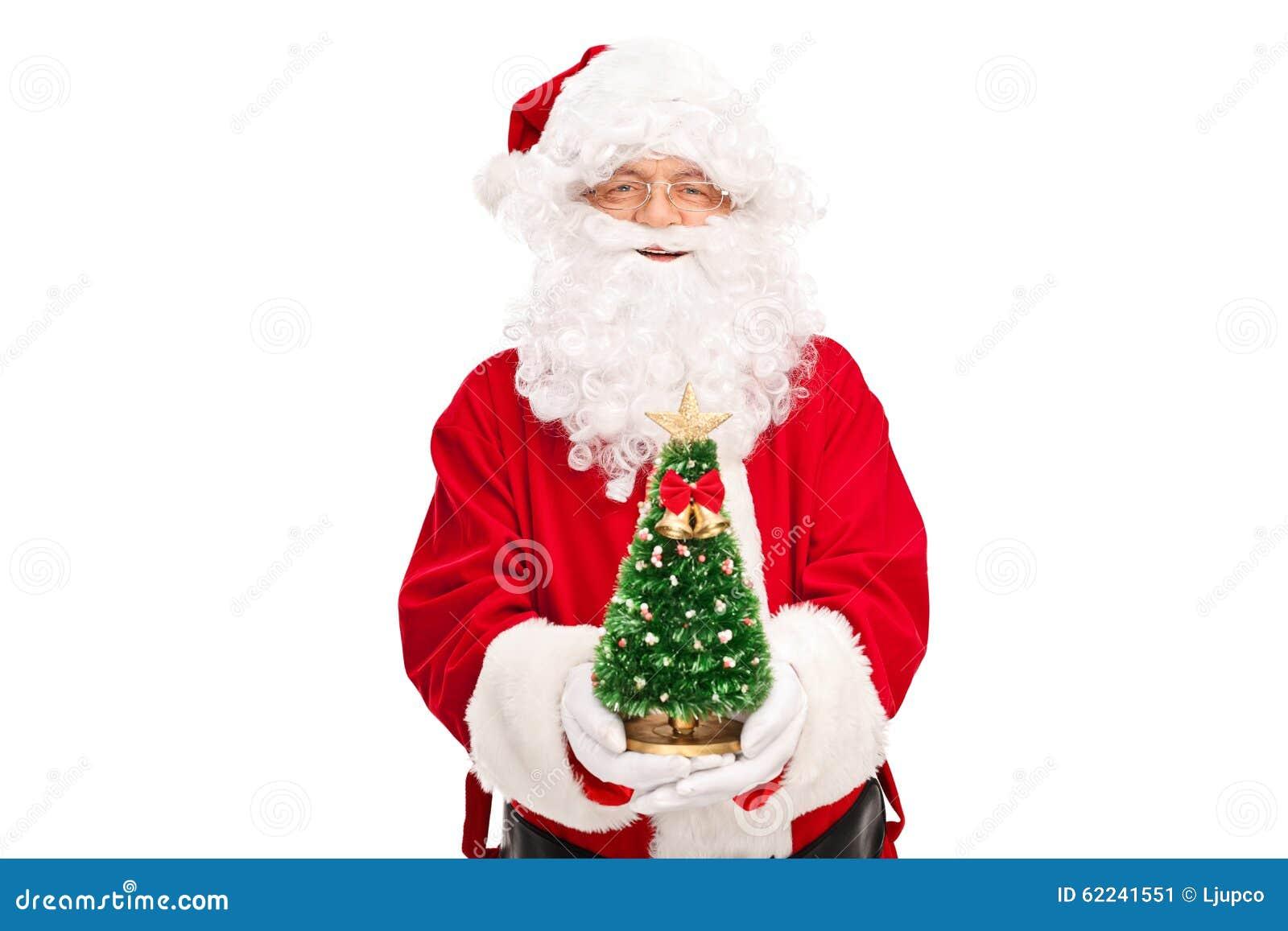 Polymer clay christmas decoration u santa claus u mas fimo